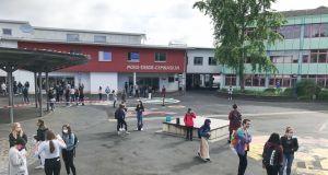 Alles auf Abstand - Schule in Zeiten von Corona