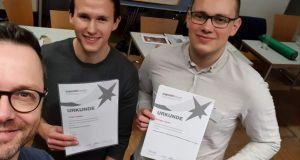 Jugend forscht - Erfolge in Remagen