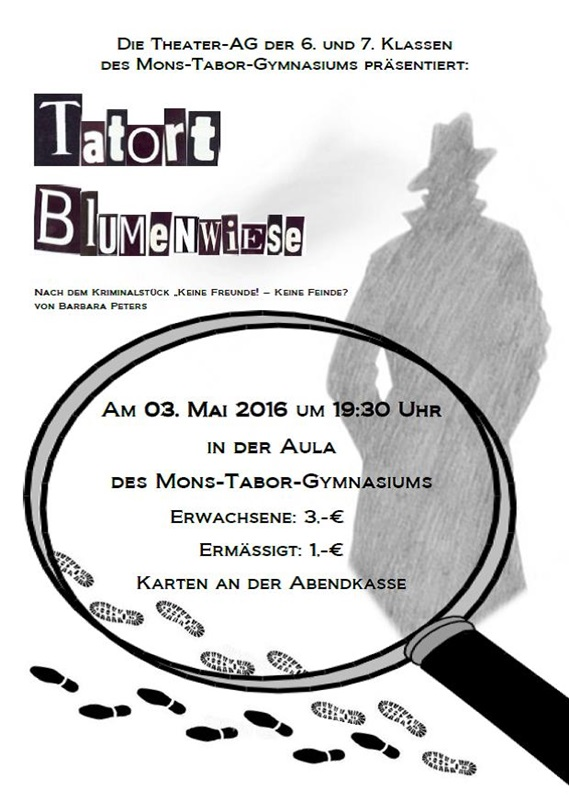 theater ag 2016 tatortblumenwiese